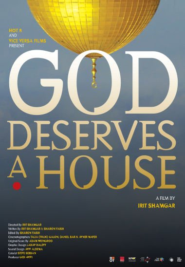 God Deserves a House poster